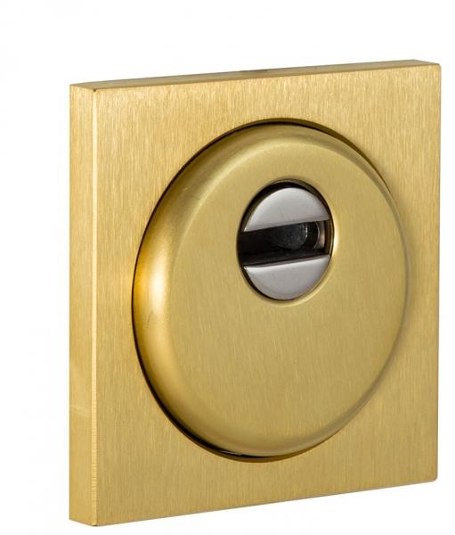 Броненакладка Monolito sferik bd200 square матовое золото