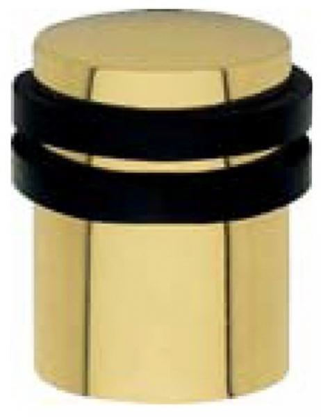 Стопор напольный металлический 212 FE полированное золото