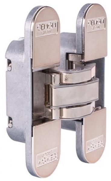 Петля дверная Estetic 80 A никель