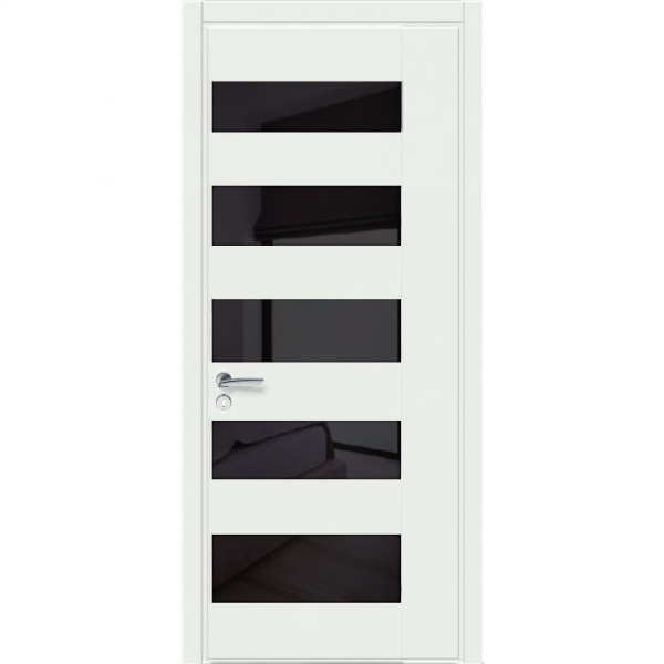 Двери межкомнатные Bianca 03 RAL 9016