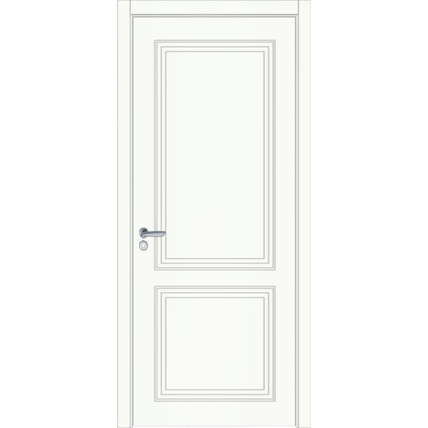 Двери межкомнатные Classic Loft 02 RAL 9016