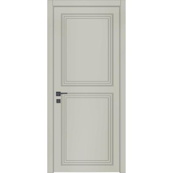 Двери межкомнатные Classic Loft 04 RAL 7044