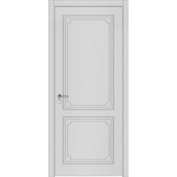 Двери межкомнатные Classic Loft 08 RAL 7047