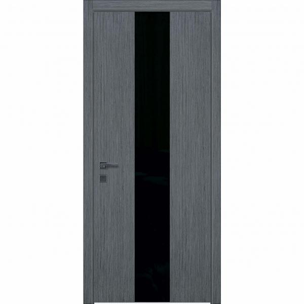 Двери межкомнатные Deluxe 04 дуб серый