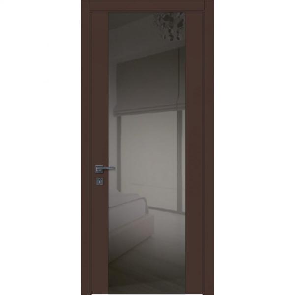 Двери межкомнатные Glass 03 RAL 8017