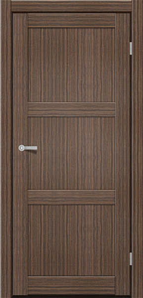 Дверь межкомнатная Art-03-01 зебрано
