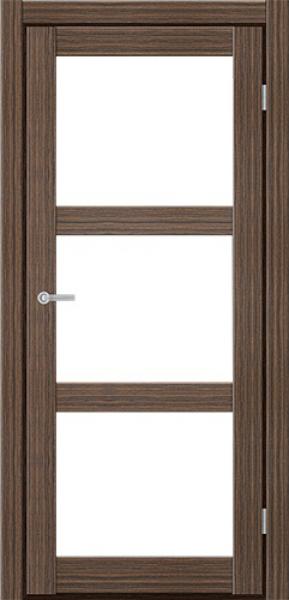 Двери межкомнатные Art-03-02 зебрано