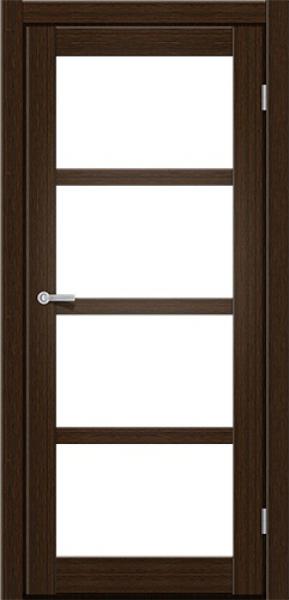 Двери межкомнатные Art-04-02 каштан