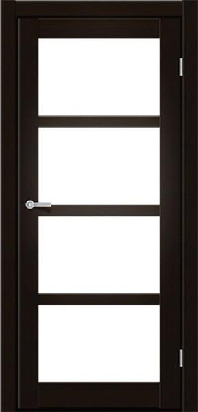 Дверь межкомнатная Art-04-02 венге