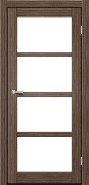 Двери межкомнатные Art-04-02 зебрано