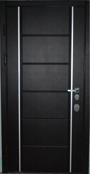 Дверь входная Дорожка молдинг