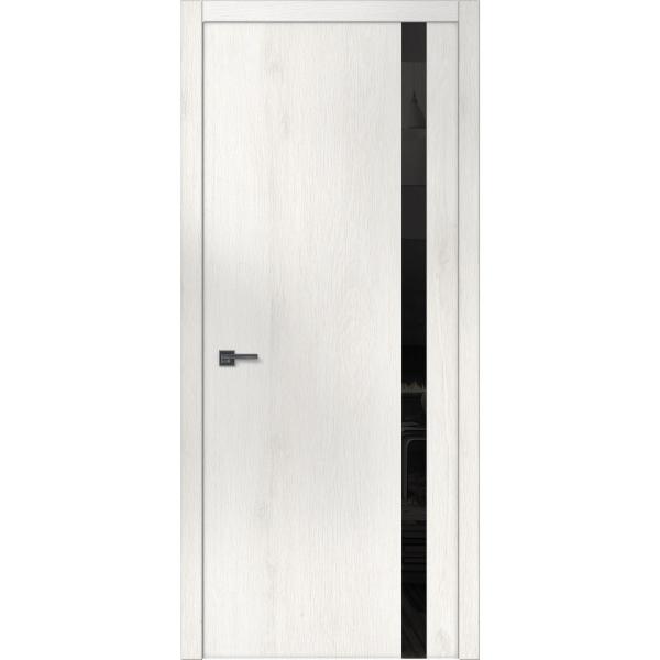 Двери ламинированные 02 серии дуб белый