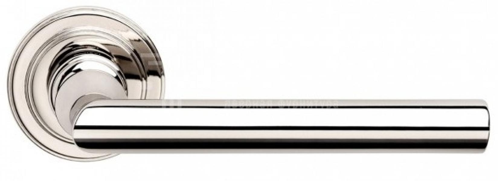 Ручка дверная Isabella полированный никель