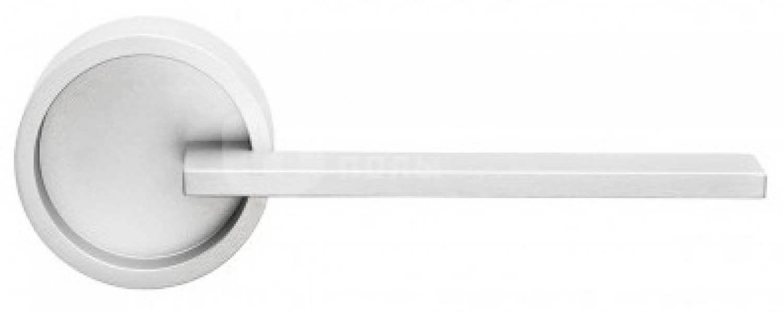 Ручка дверная Timeless серебро