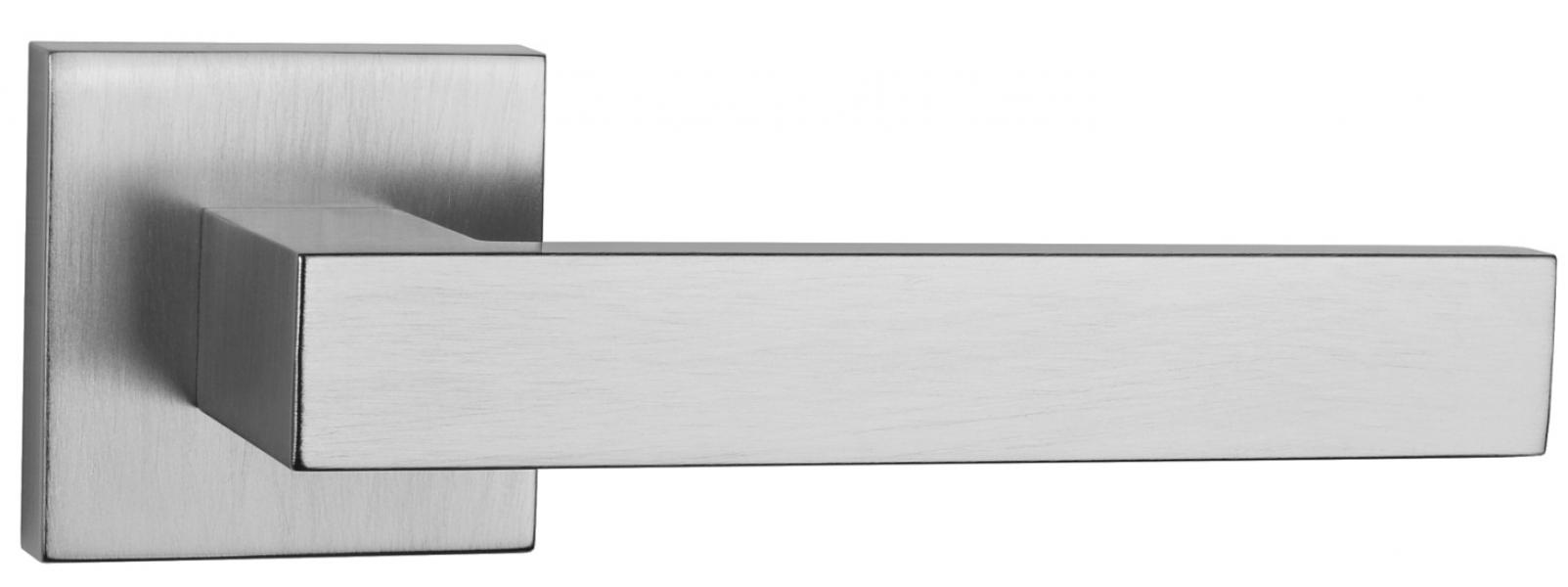 Дверная ручка Square 2275Q матовый хром