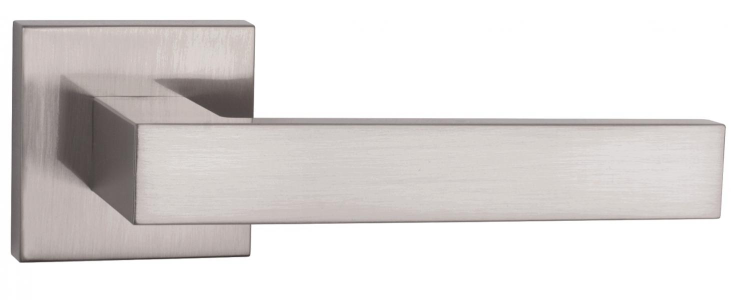 Дверная ручка Square 2275Q матовый никель