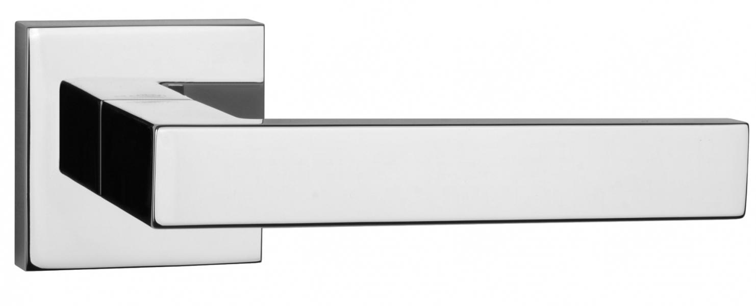 Ручки дверные Square 2275Q полированный хром