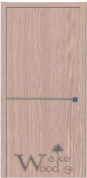 Межкомнатные двери 11 серии светлый тик