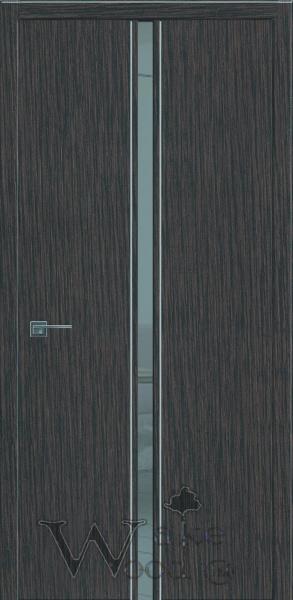 Двери межкомнатные Cleare 03 венге магия