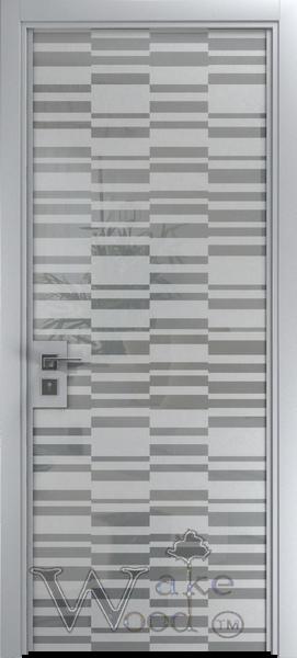 Двери межкомнатные Bogemia 04 RAL 7047
