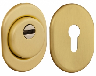 Фото Производитель Disec Броненакладка Sferik bds16 матовое золото