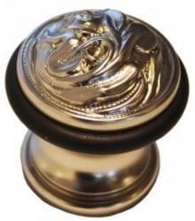 Фото Производитель Linea Cali Дверной стопор 1272 полированное золото