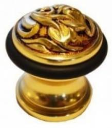 Фото Производитель Linea Cali Дверной стопор 1272 французское золото