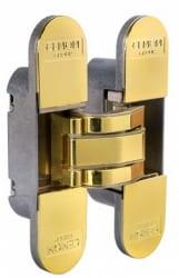 Фото   Петля дверная Estetic 80 A полированное золото