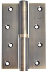 Фото  Siba Разъемная усиленная петля дверная на межкомнатную дверь 120B античная бронза