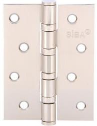 Фото Производитель Петли Siba Универсальная петля дверная 100B матовый хром