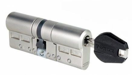 Фото Производитель Tokoz Цилиндр Pro 400 HARD корпус матовый никель 30*33
