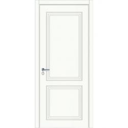 Фото  WakeWood Межкомнатная дверь Classic Loft 02 RAL 9016