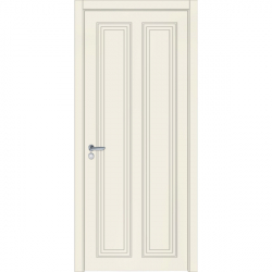 Фото  WakeWood Межкомнатная дверь Classic Loft 03 RAL 9001