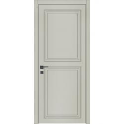 Фото Производитель Двери WakeWood (Вейквуд) Межкомнатная дверь Classic Loft 04 RAL 7044