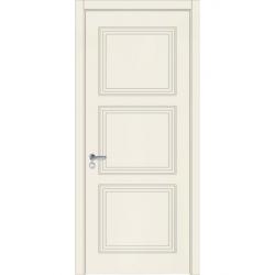 Фото  WakeWood Межкомнатная дверь Classic Loft 05 RAL 9001