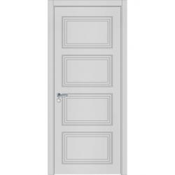 Фото  WakeWood Межкомнатная дверь Classic Loft 06 RAL 7047