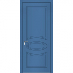 Фото  WakeWood Межкомнатная дверь Classic Loft 07 RAL 5007