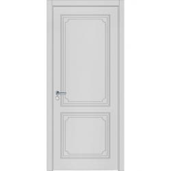 Фото  WakeWood Межкомнатная дверь Classic Loft 08 RAL 7047