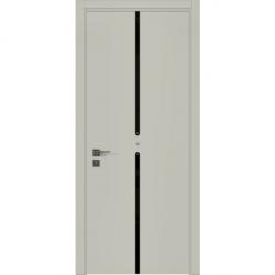 Фото Производитель Двери WakeWood (Вейквуд) Межкомнатная дверь Cristal 03 RAL 7044
