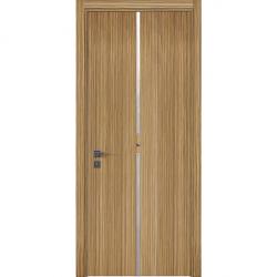 Фото Производитель Двери WakeWood (Вейквуд) Межкомнатная дверь Cristal 04 зебрано