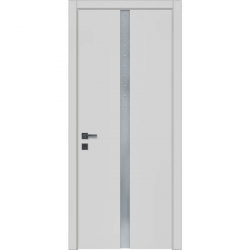 Фото Производитель Двери WakeWood (Вейквуд) Межкомнатная дверь Deluxe cleare 01 RAL 7047