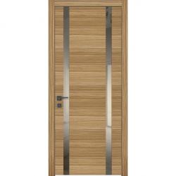 Фото Производитель Двери WakeWood (Вейквуд) Межкомнатная дверь Glass 01 зебрано