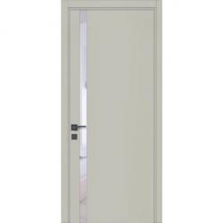 Фото Производитель Двери WakeWood (Вейквуд) Межкомнатная дверь Glass 02 RAL 7044