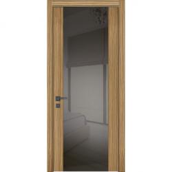 Фото Производитель Двери WakeWood (Вейквуд) Межкомнатная дверь Glass 03 зебрано