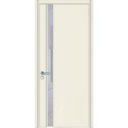 Фото Производитель Двери WakeWood (Вейквуд) Межкомнатная дверь Glass plus 02 RAL 9001