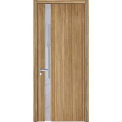 Фото Производитель Двери WakeWood (Вейквуд) Межкомнатная дверь Glass plus 02 зебрано