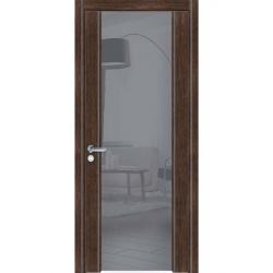 Фото Производитель Двери WakeWood (Вейквуд) Межкомнатная дверь Glass plus 03 эбони