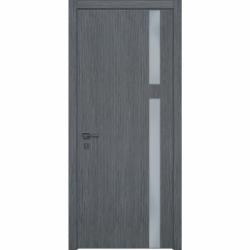 Фото  WakeWood Межкомнатная дверь Prestige cleare 02 дуб серый