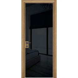 Фото  WakeWood Межкомнатная дверь Solo 01 зебрано