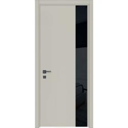 Фото  WakeWood Межкомнатная дверь Unica 01 RAL 7044